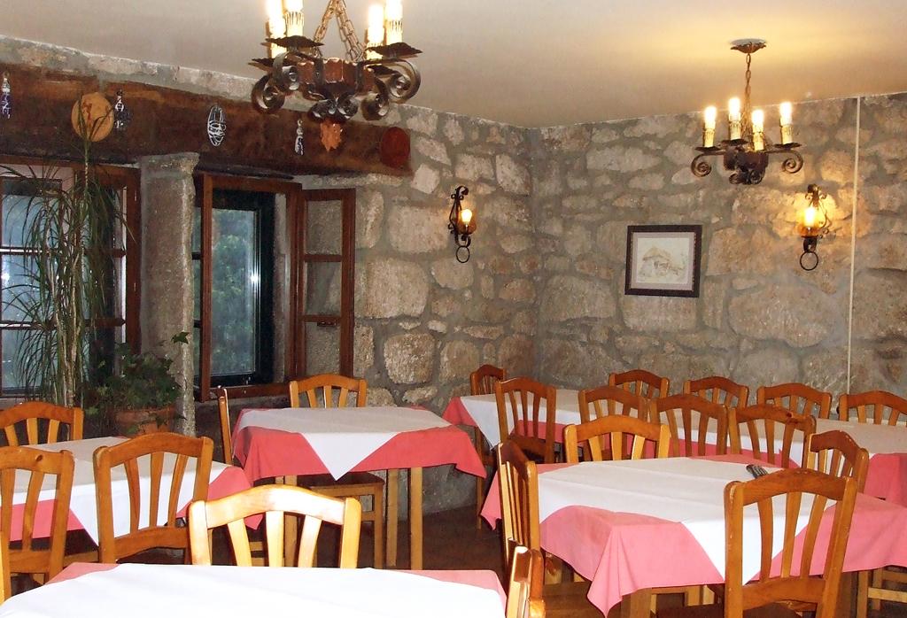 Interior De La Casa Cantina Mustallar